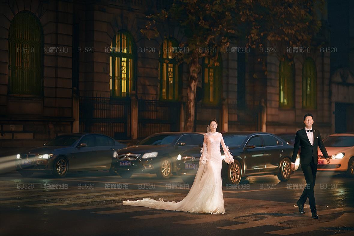 婚纱写真摄影摆什么姿势好看?如何挑选婚纱?