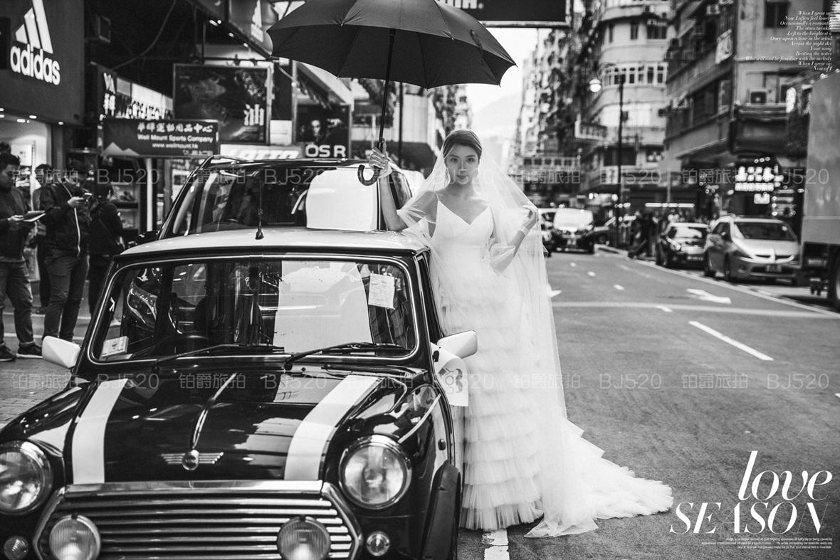 外景婚纱照怎么拍才好看?旅拍攻略介绍