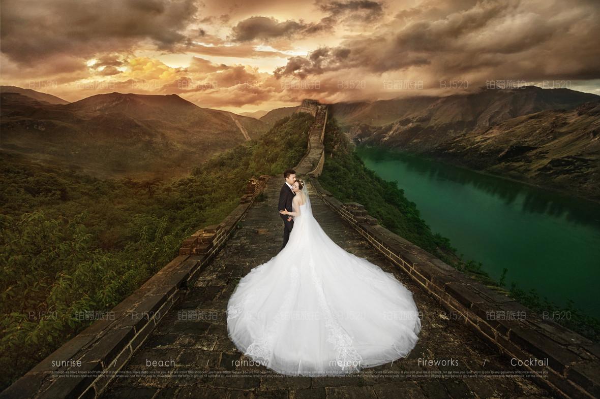 七月份拍婚纱照选择哪里好?铂爵旅拍攻略