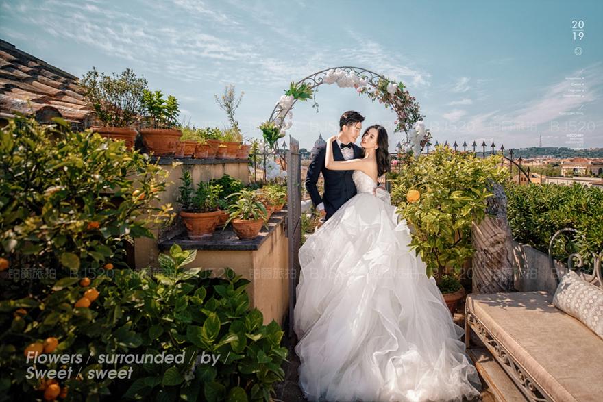 另类婚纱照有哪些拍照风格,为你揭晓3种不同的类型!