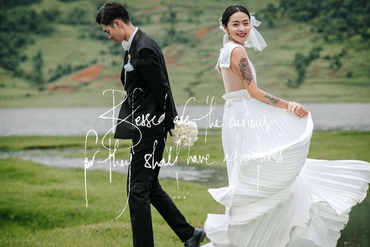 凤冠霞帔婚纱照怎么样才能够拍出,有哪些拍摄技巧呢?