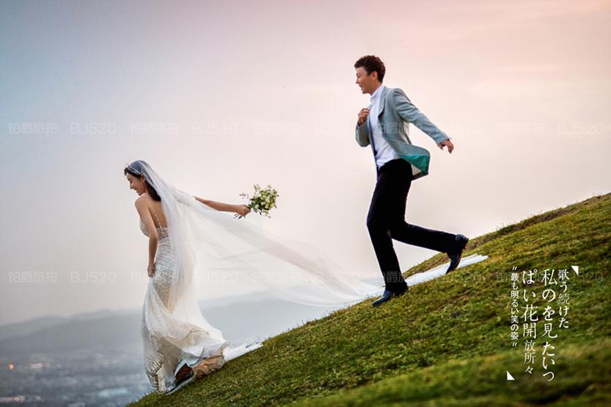 拍摄性感婚纱照不要害羞 性感婚纱照的技巧分享