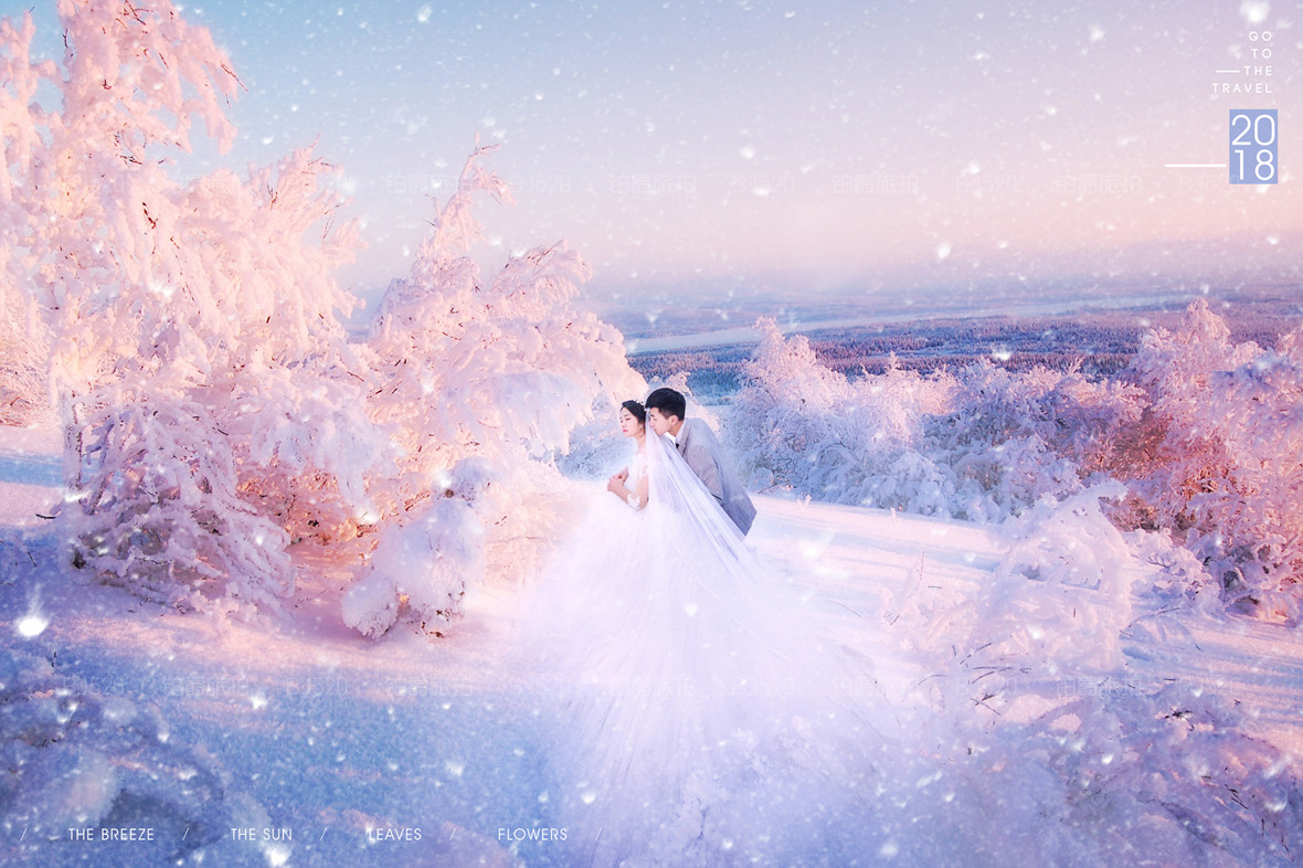 现在拍套婚纱照价格是多少呢?