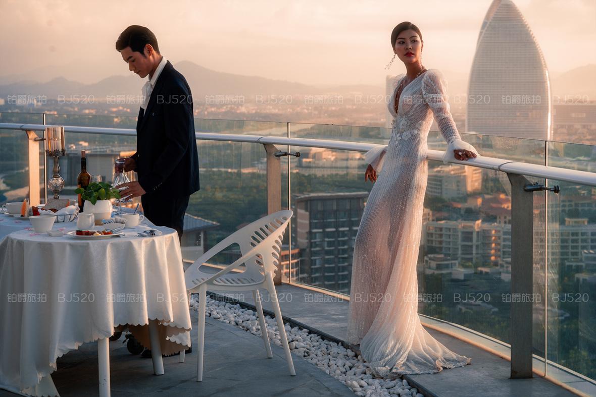 去哪婚纱照比较好?拍婚纱照还有哪些技巧?