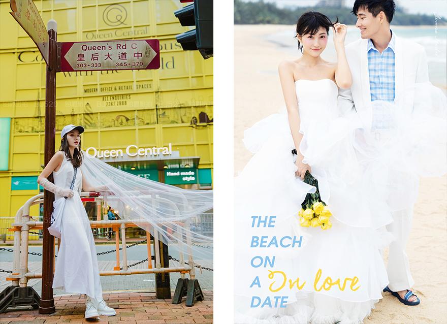 拍婚纱照去哪好呢?这里让你拍出最美的婚纱?