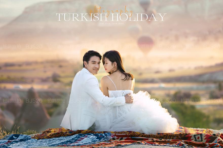婚纱照系列大片怎么拍 这样拍婚纱照档次立马提升