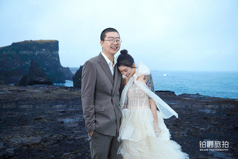 李诞婚纱照在哪里拍的?