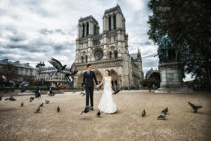 婚纱照十大风格 都是现在最流行的