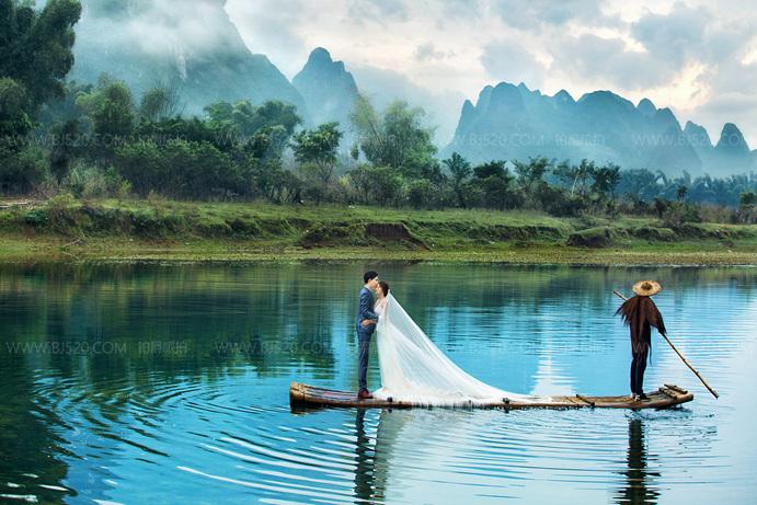 婚纱夜景图片有哪些地点可以拍,什么场景比较美?