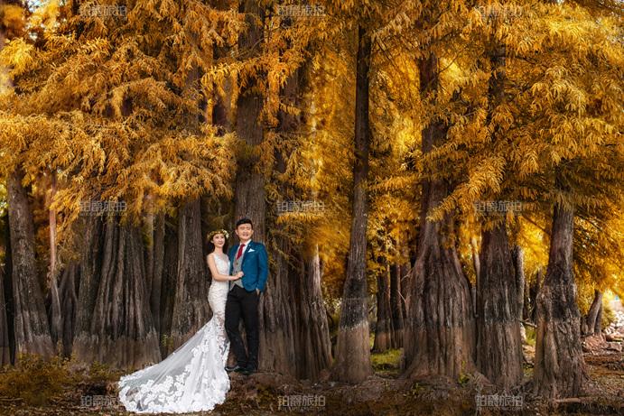 反串婚纱照怎么拍摄才能体现俏皮又搞怪的感觉