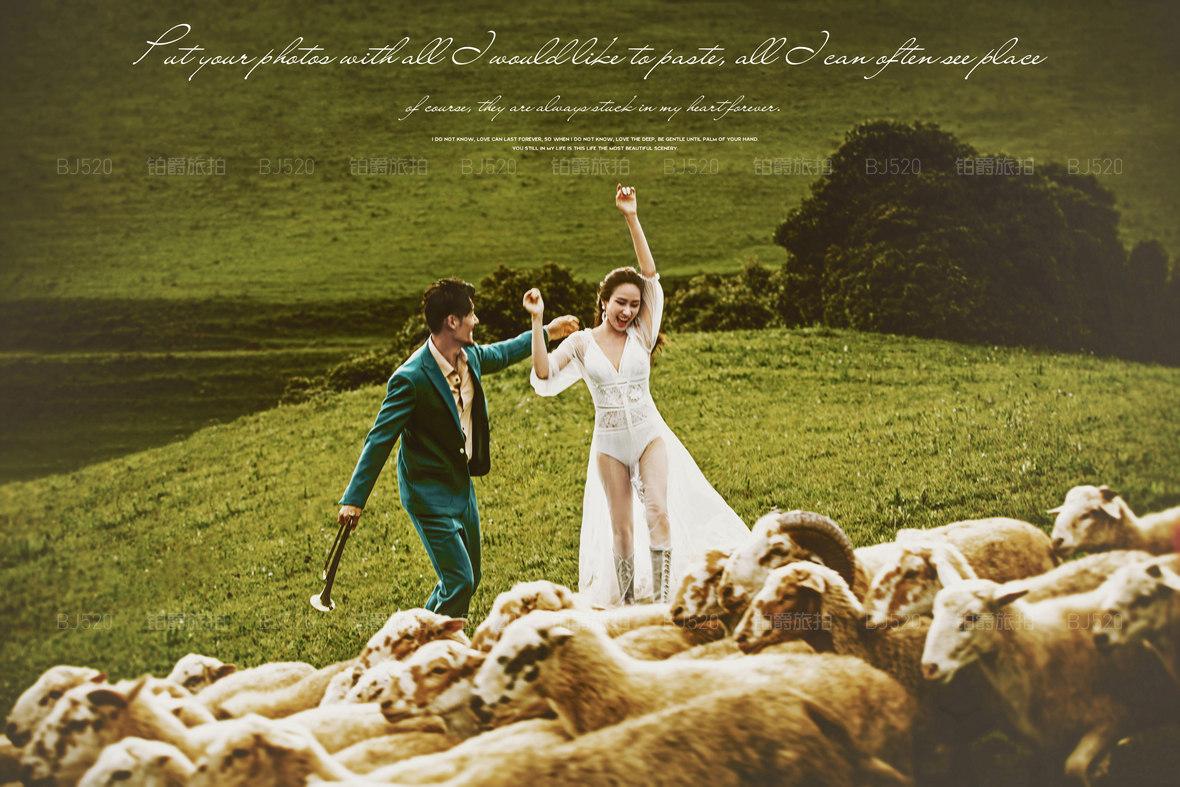 潮流婚纱照风格有哪些?最流行的婚纱照风格都在这里