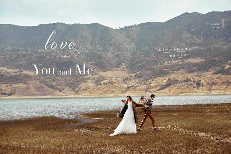 选择北海拍婚纱照还能享受蜜月之旅 真是一举两得
