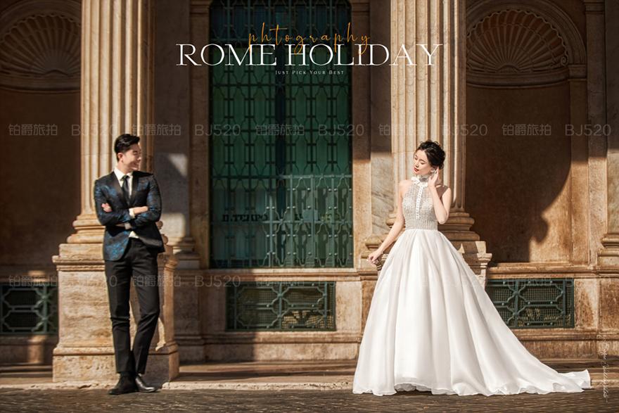 矮个子婚纱照怎么拍 掌握拍摄技巧一样可以拍的高挑