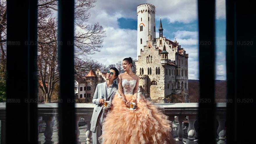 为大家介绍关于拍婚纱的好地方