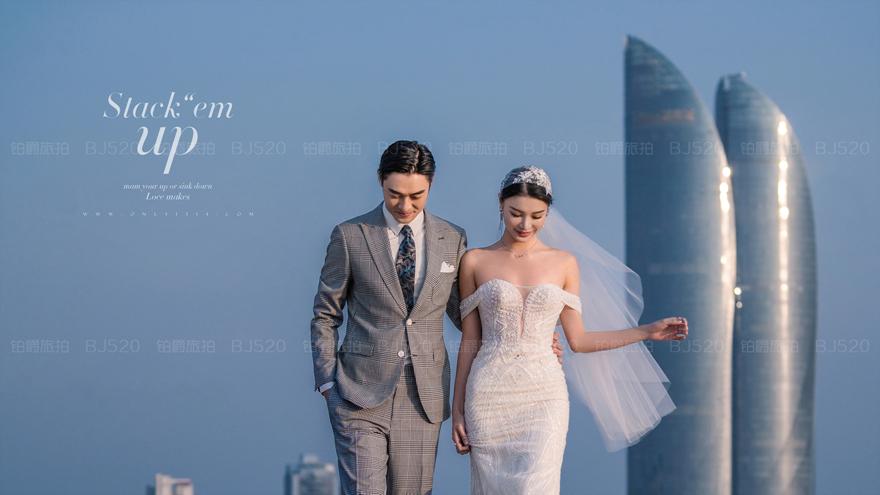 厦门海滩婚纱照怎么摆姿势 有哪些事项需要我们注意的