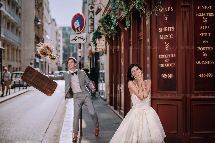 婚纱照多少钱合适 拍摄高档婚纱照价格是多少