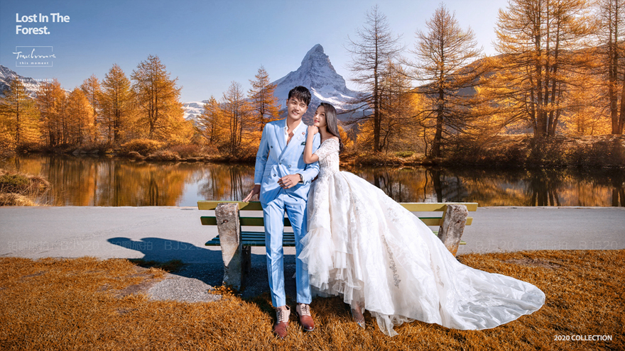 石狮婚纱摄影景点有哪些?团购婚纱照需要注意什么