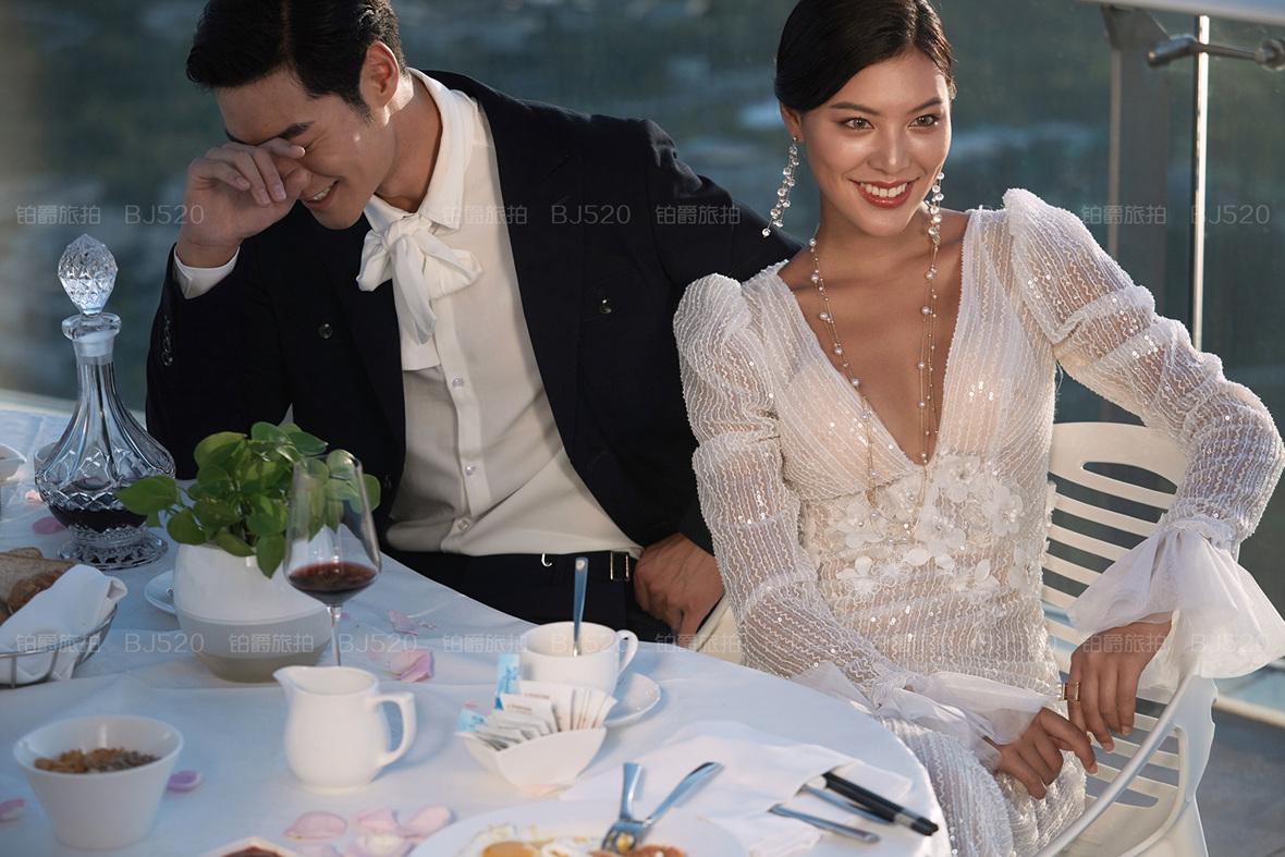 婚纱摄影排名榜介绍 这几家还不错