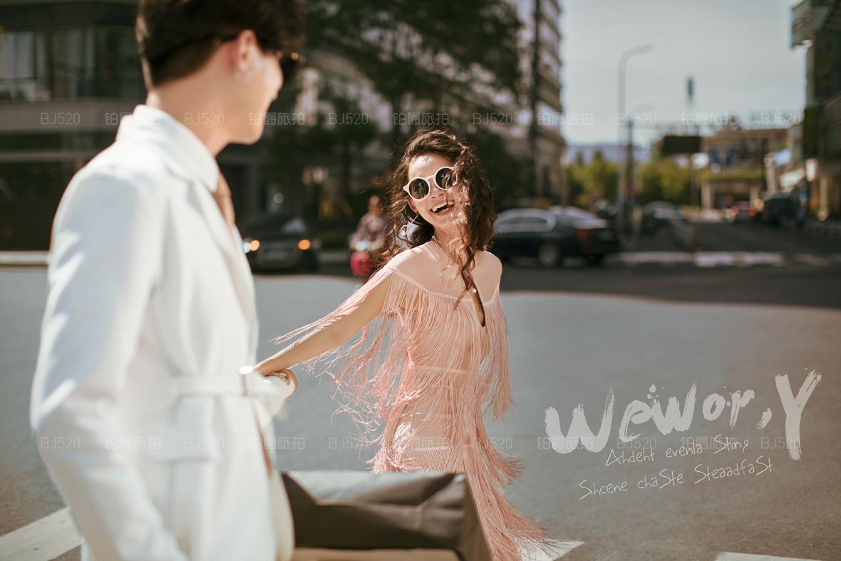 宁波去厦门拍婚纱照你会想到什么浪漫