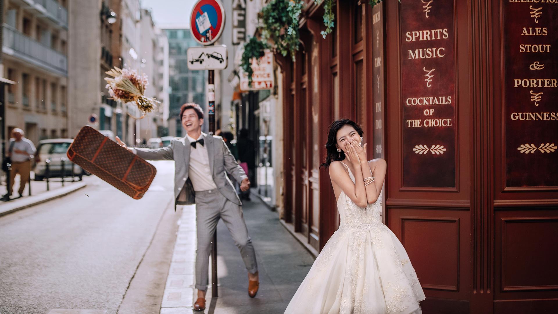 厦门婚纱照 夏季厦门婚纱摄影注意事项有哪些?