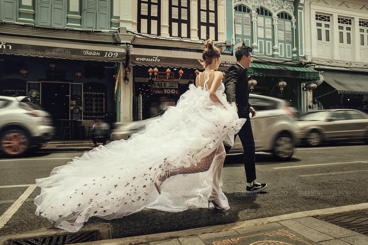 韩式婚纱摄影风格 韩迷们看你选对婚纱风格了吗