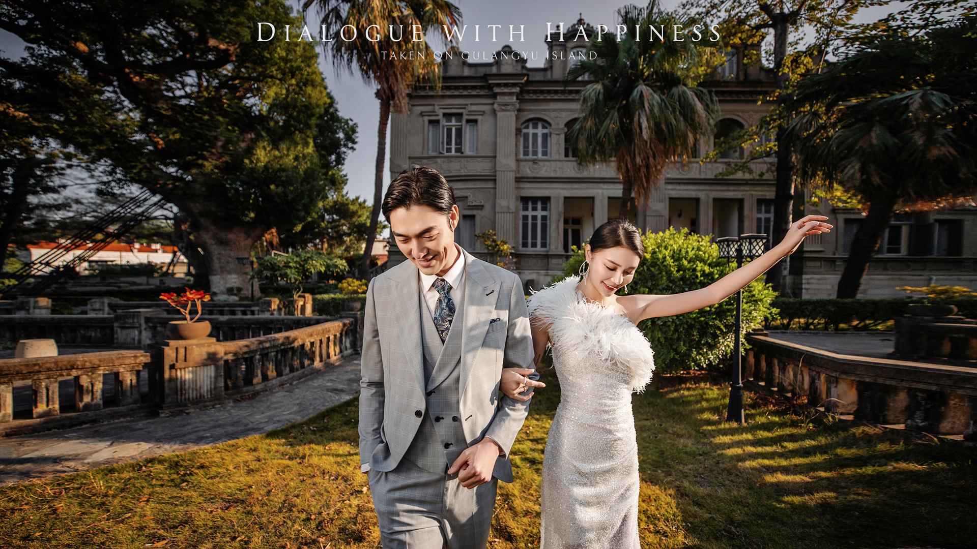 在厦门中山路街拍婚纱照怎么样?拍婚纱照多久可以拿到