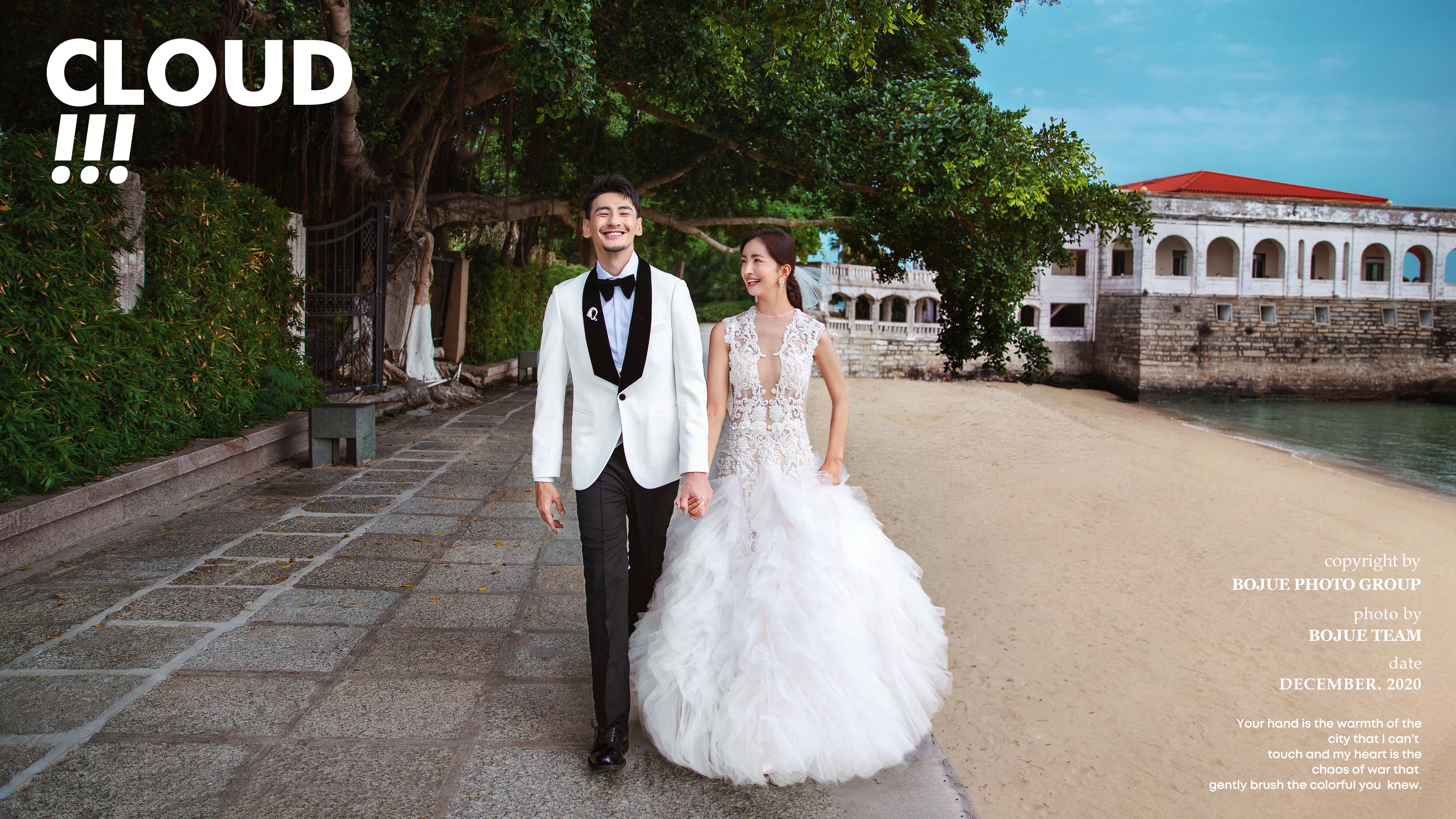 厦门婚纱照拍摄需要多久 1天够不够拍完全套婚纱照