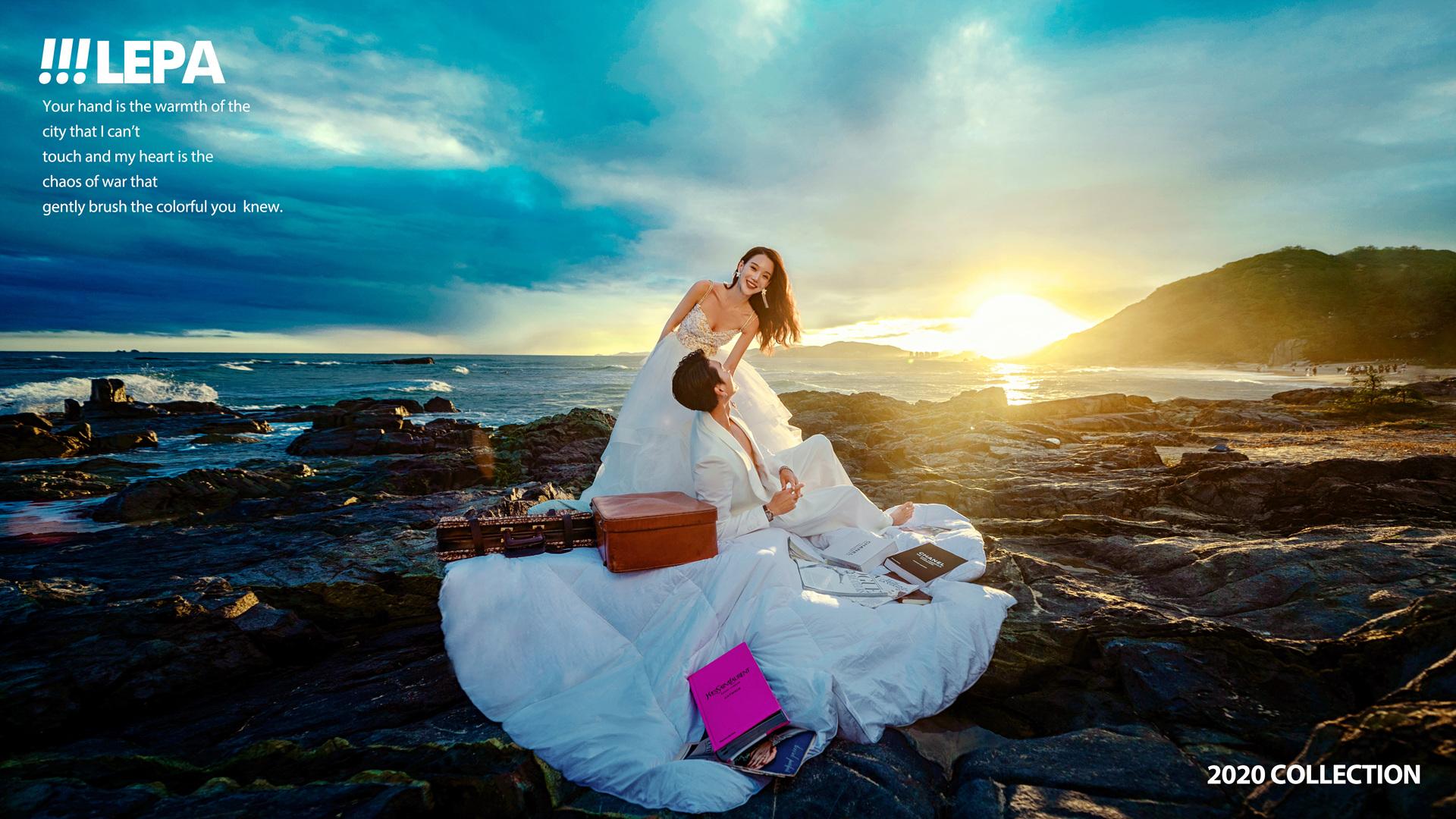 怎么挑适合的婚纱礼服 厦门婚纱照拍摄服装挑选建议