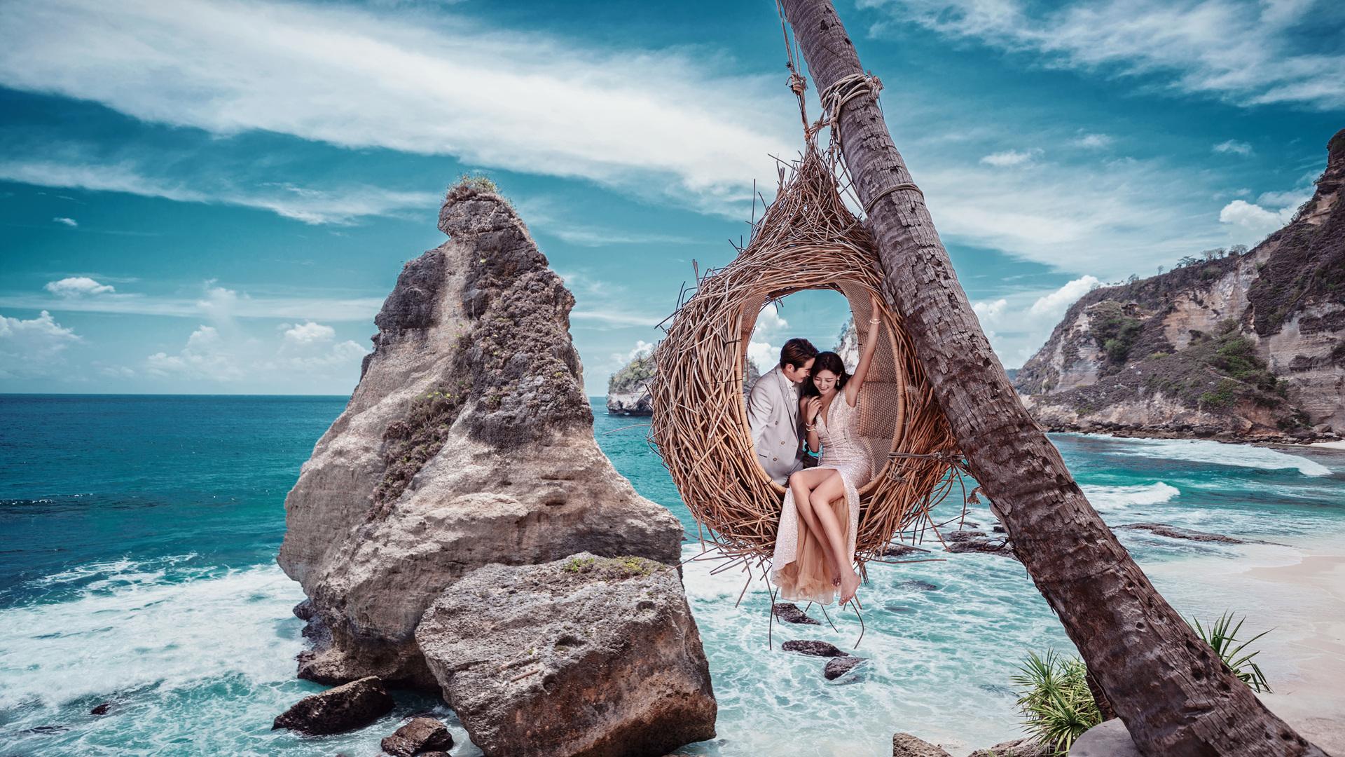 海景婚纱照怎么拍出大片感 厦门海景婚纱照拍摄技巧分享