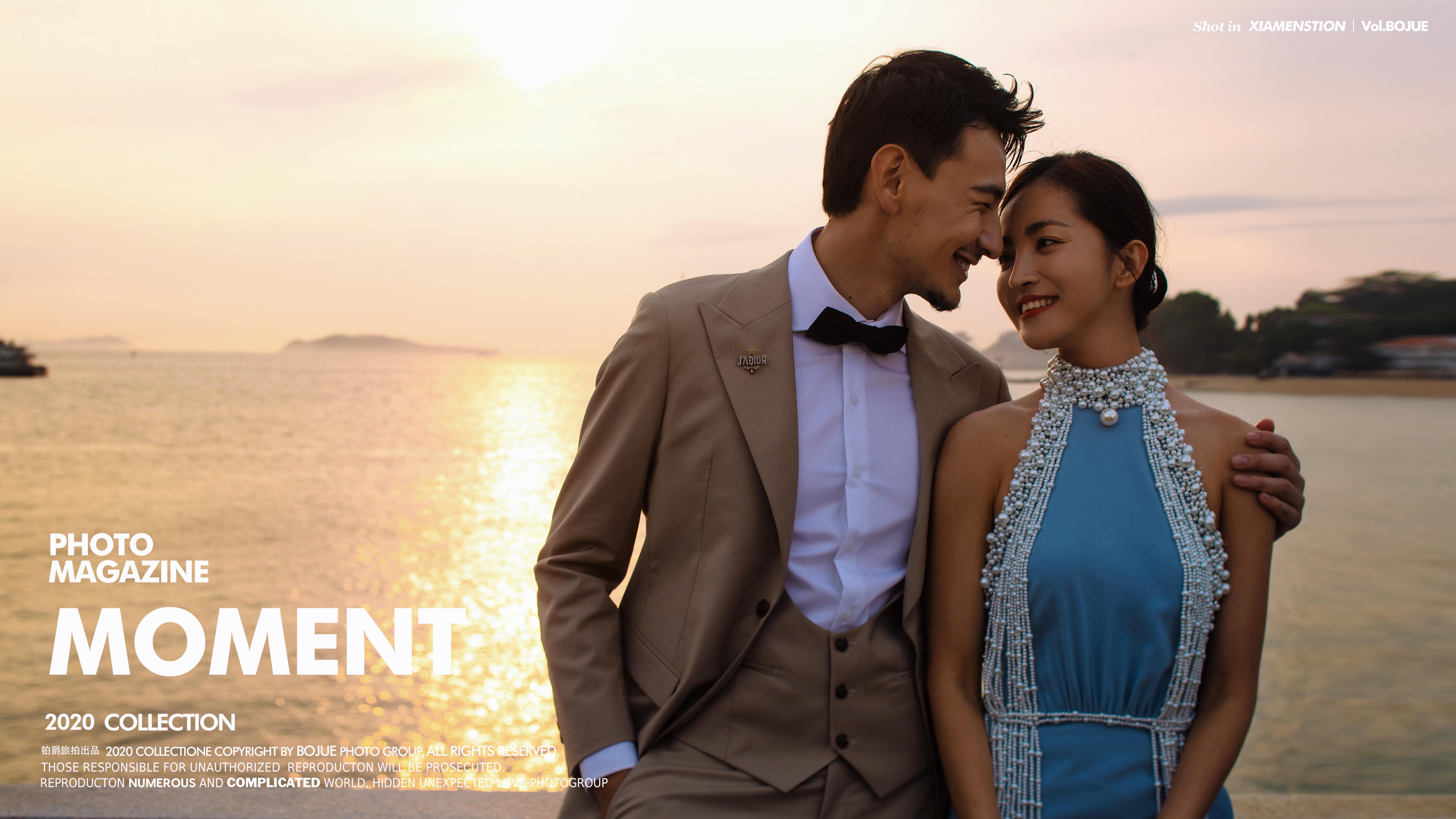 婚纱照怎么拍出浪漫大气的感觉 厦门婚纱照拍摄技巧分享