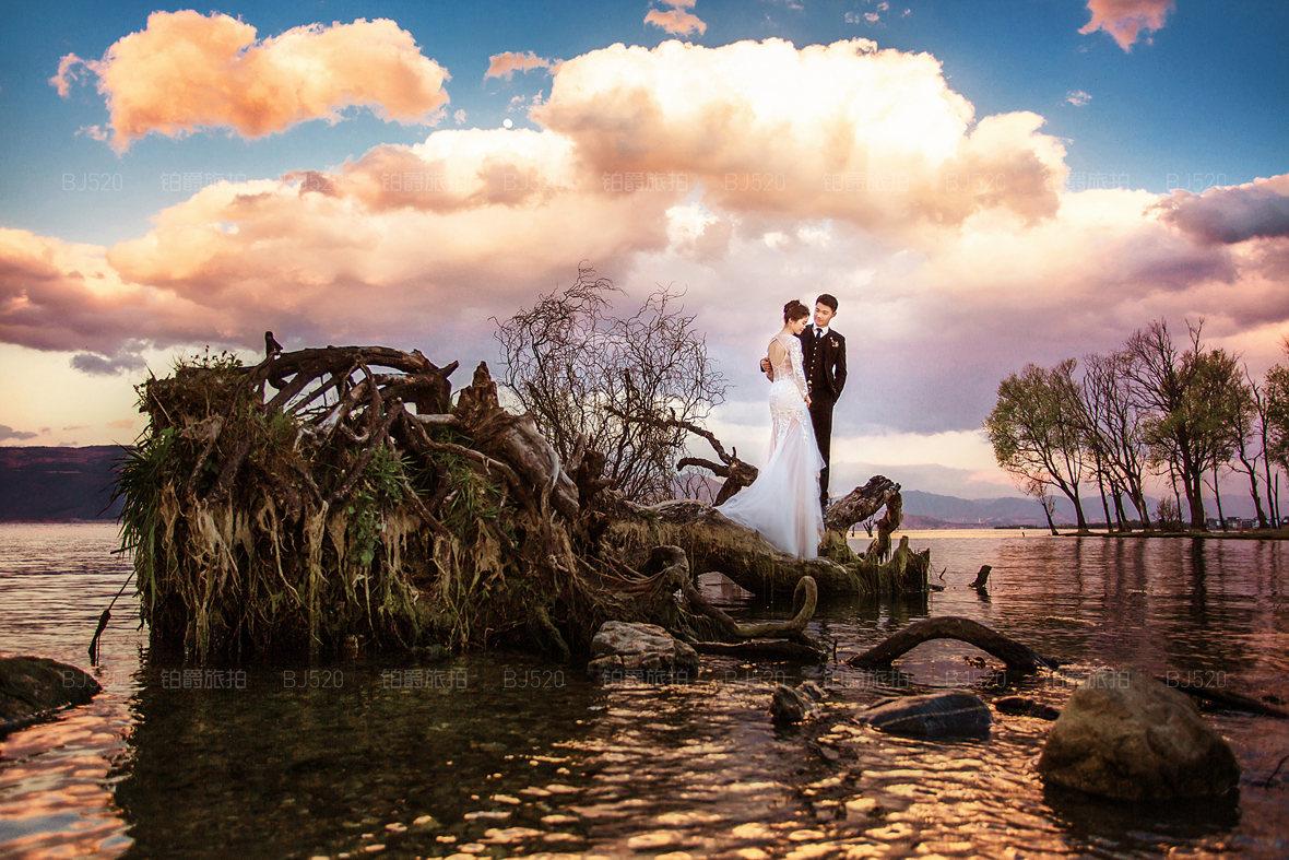 森系婚纱照在室内拍还是室外拍?如何拍出好的森系婚纱照?