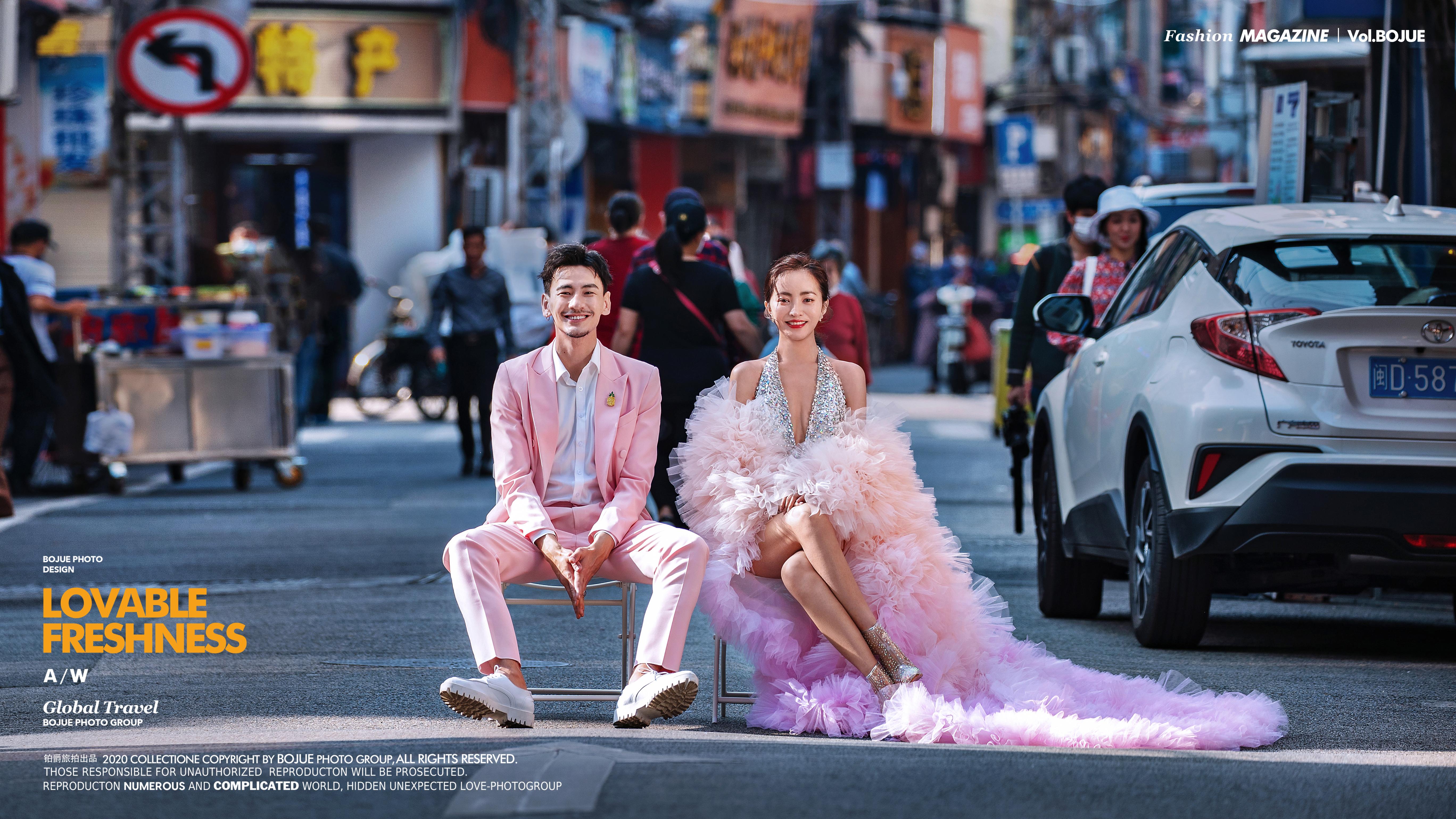 厦门旅拍复古婚纱照怎么样?怎么拍最好?