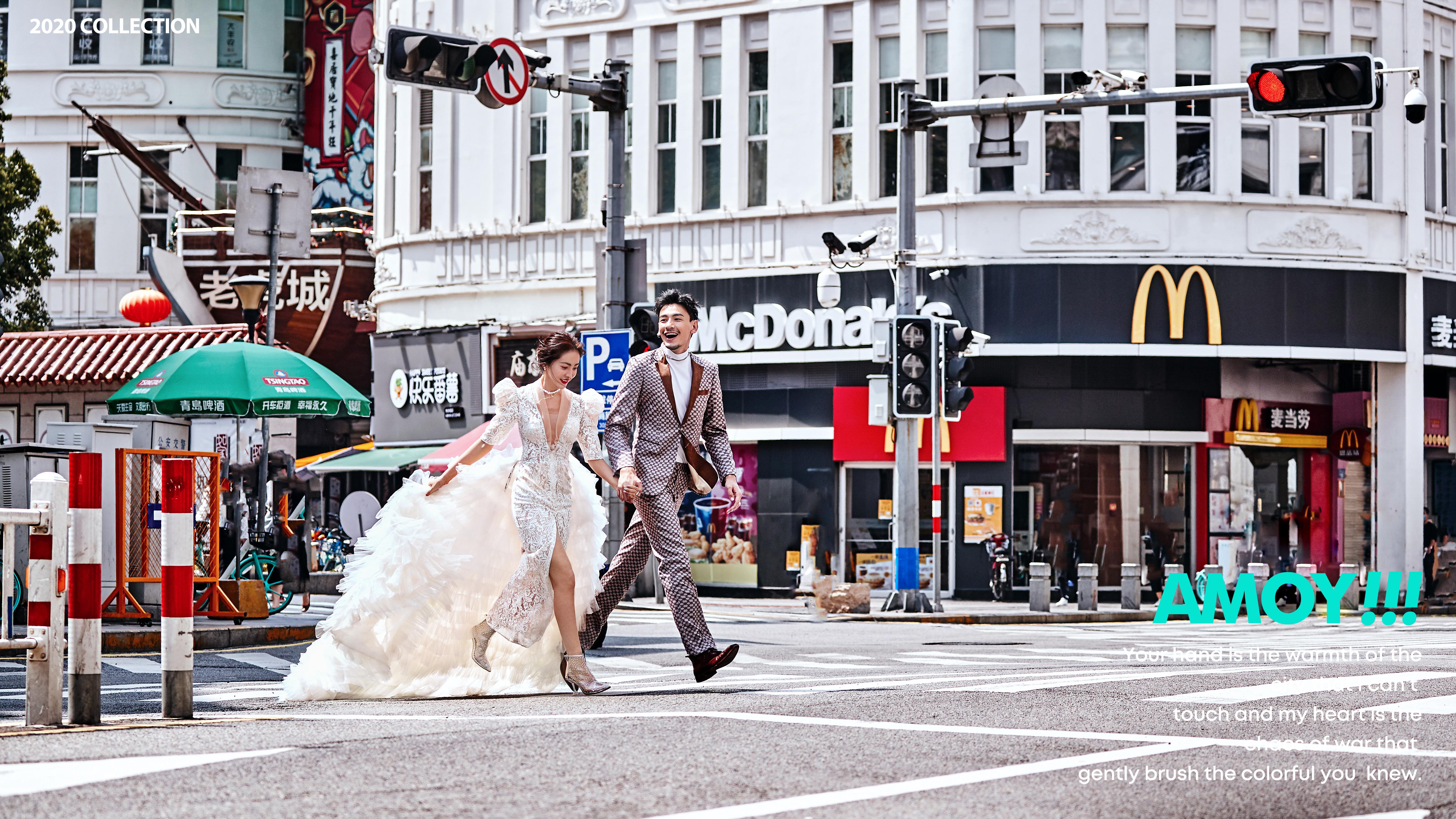 厦门婚纱摄影店哪家好 厦门婚纱照选片要去店里吗