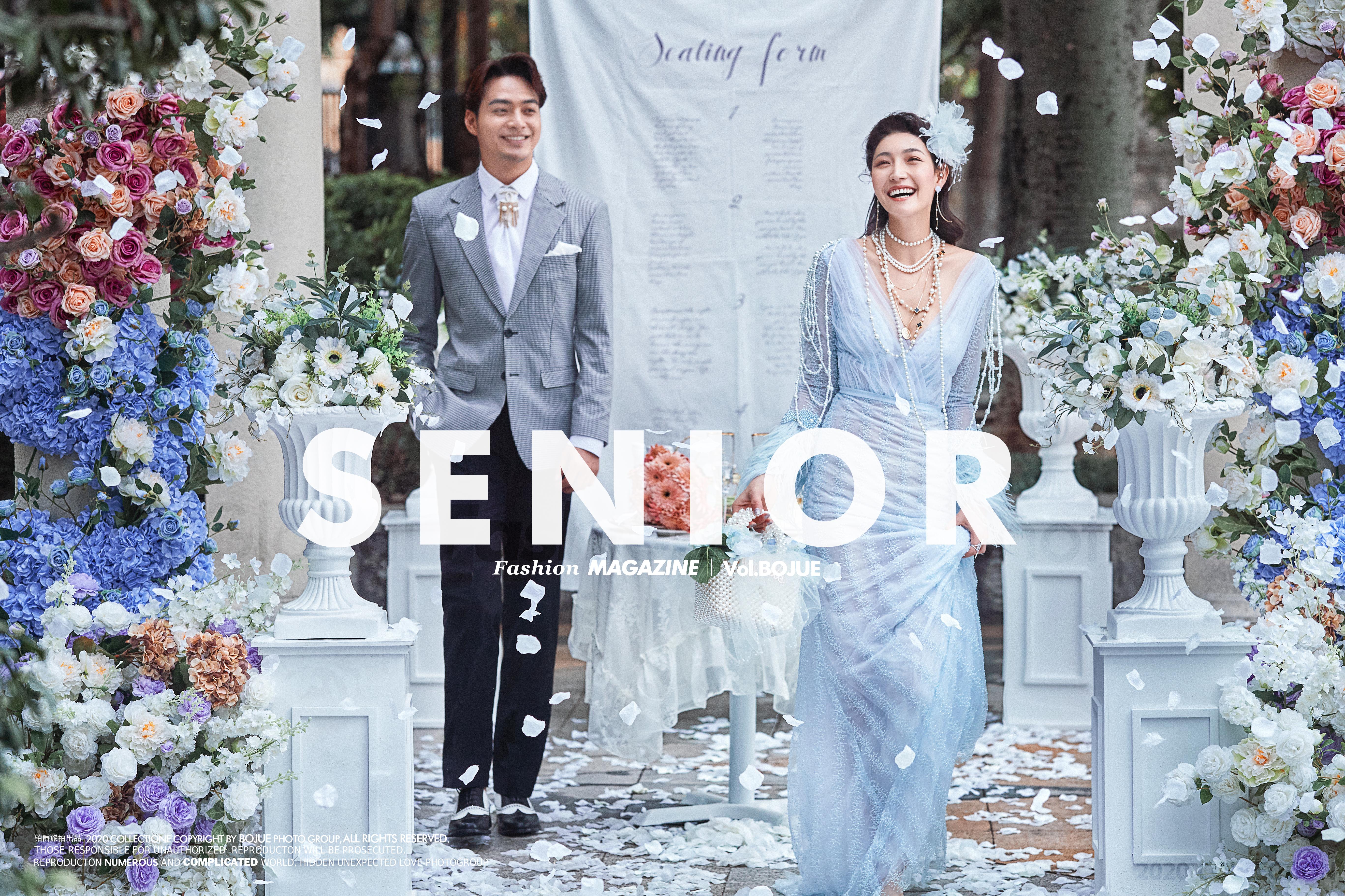 厦门婚纱照效果怎么样?婚纱照怎么拍好看?