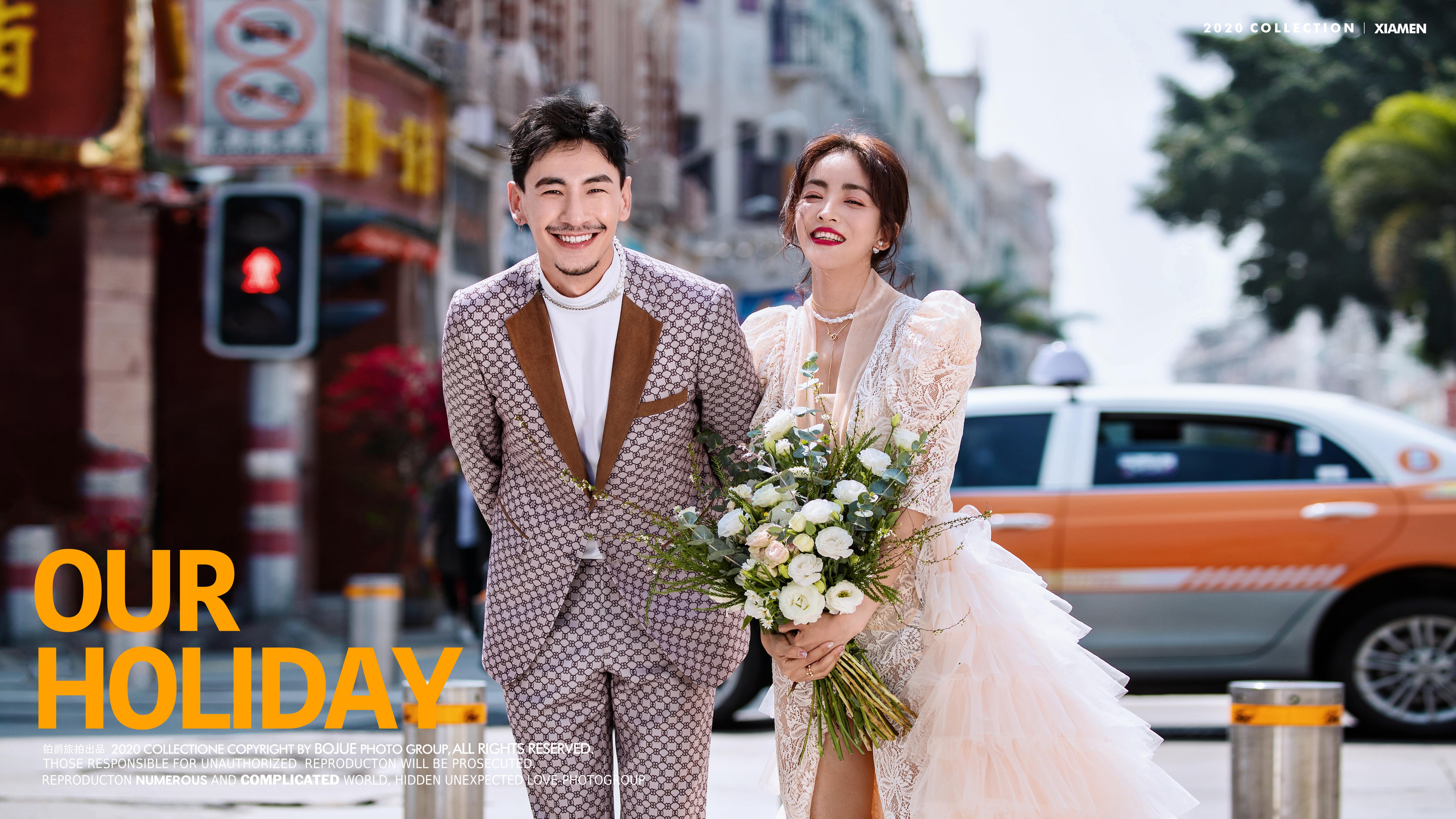 厦门婚纱摄影淡季是什么时候 如何打造中式婚纱摄影