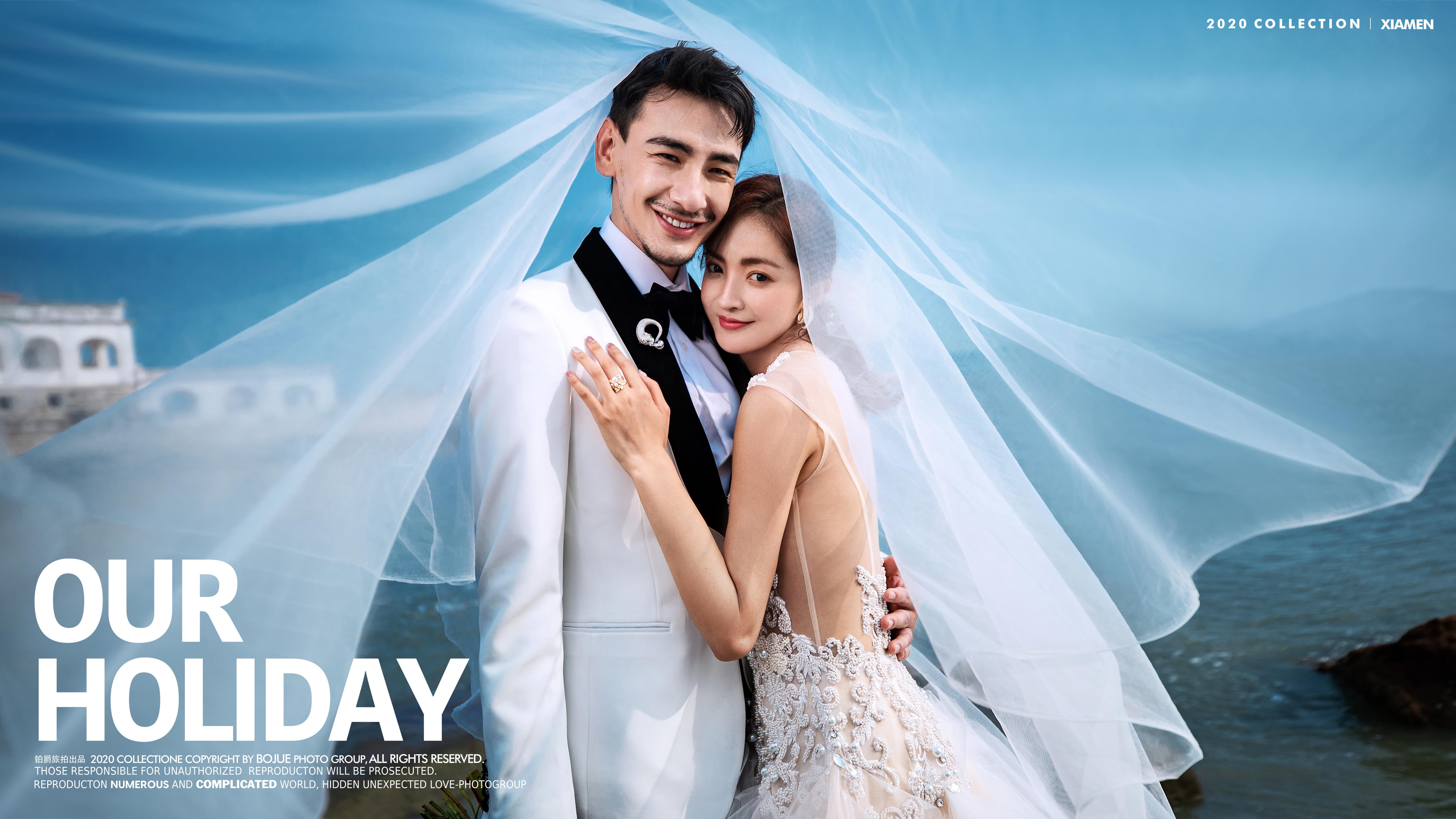 厦门婚纱照风格怎么选?拍婚纱照要怎么选择拍摄服装?