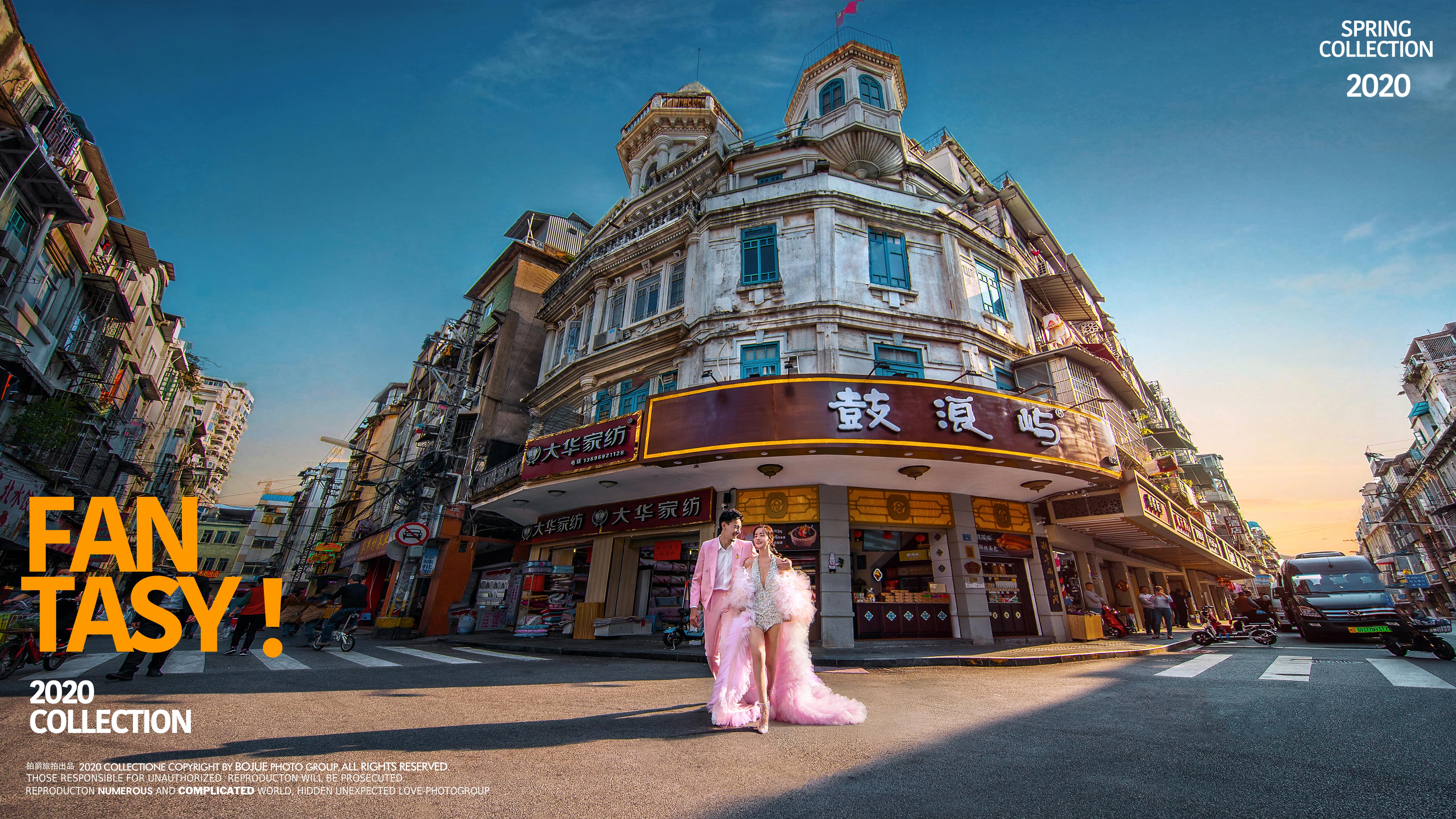 厦门旅拍婚纱照服装风格有哪些 厦门婚纱照拍摄攻略分享