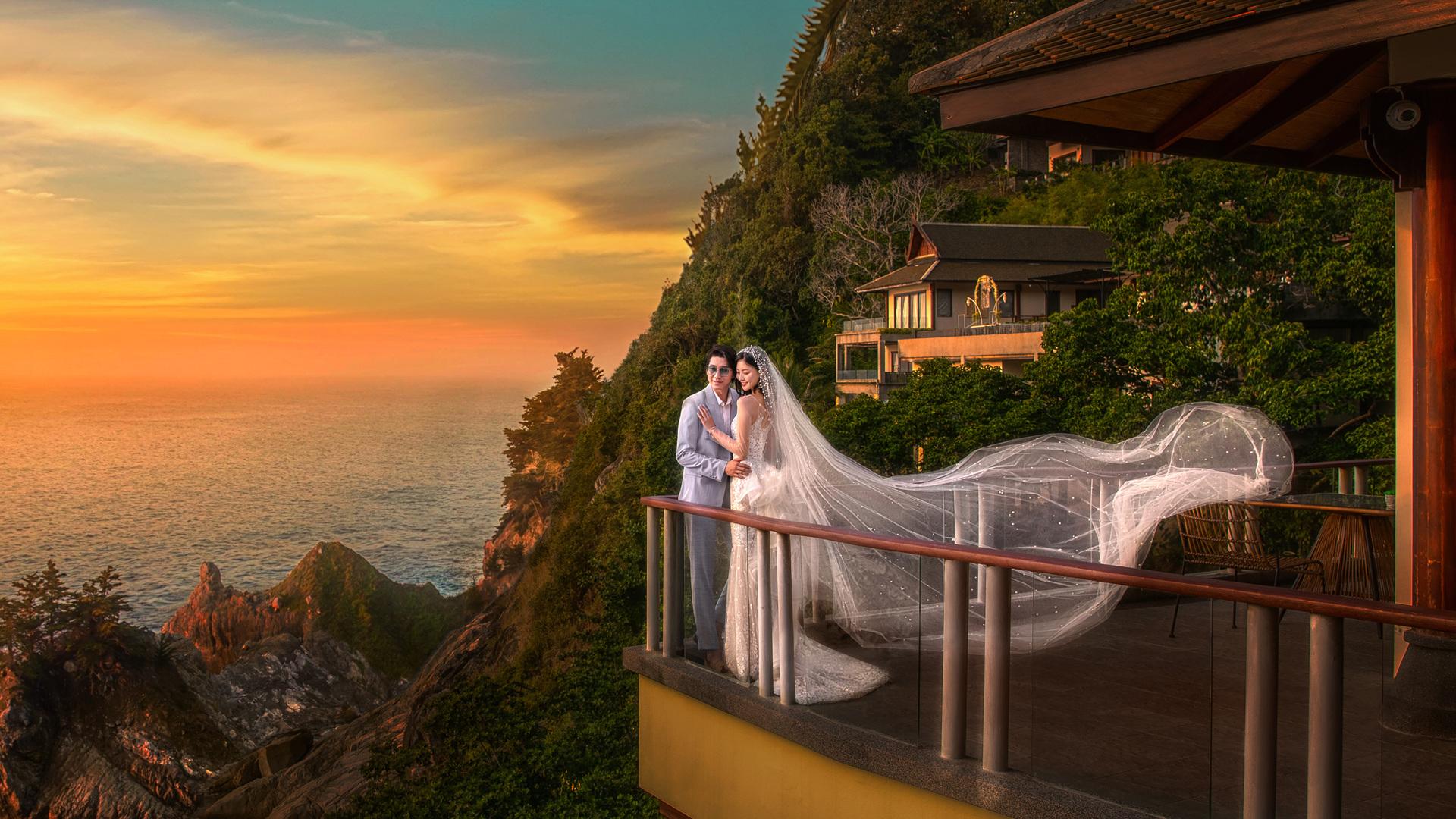 韩式婚纱照怎么搭配服装 厦门韩式婚纱照拍摄攻略