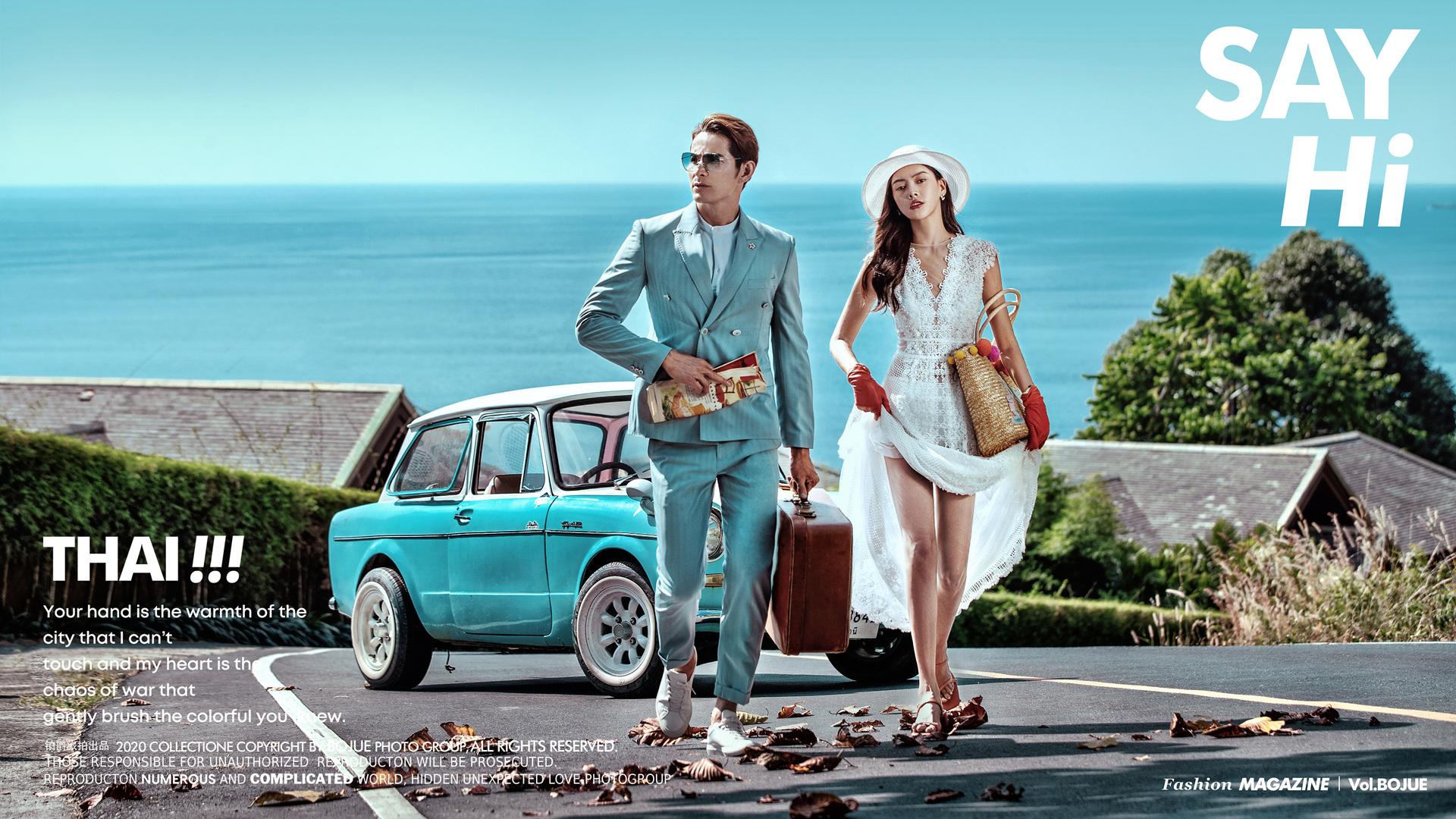 厦门环岛路适合拍婚纱照吗 环岛路能拍出大气感海景婚纱照吗