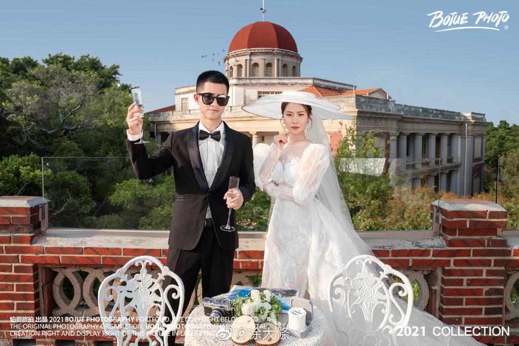 厦门万石植物园适合拍摄婚纱照吗