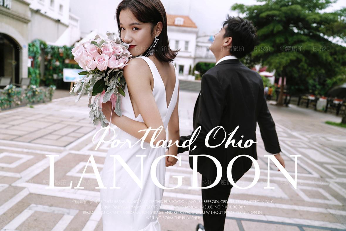 外景婚纱照怎么拍 外景婚纱摄影攻略