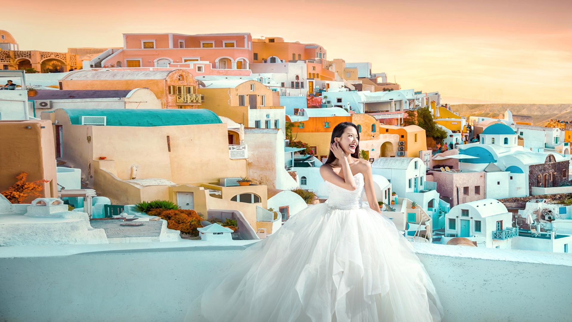 厦门大学附近哪家婚纱摄影机构拍婚纱照好