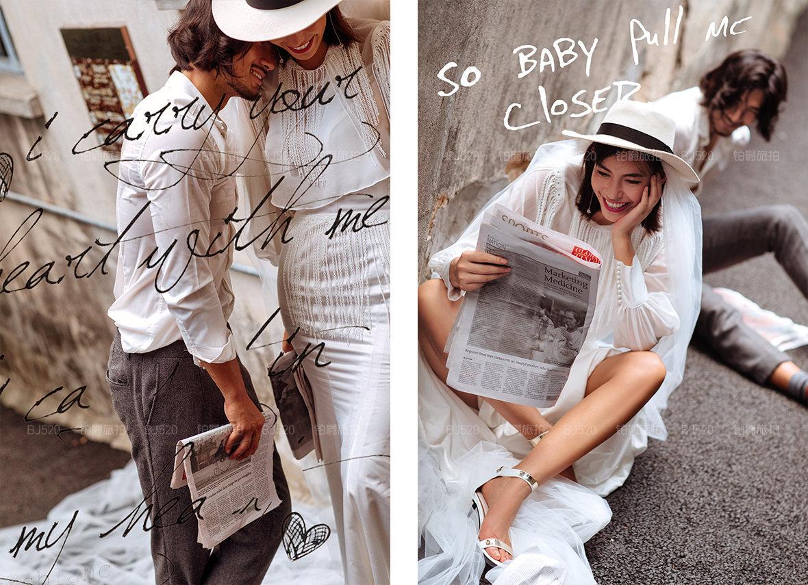 厦门街拍婚纱照要怎么穿搭比较好?拍婚纱照有哪些地方?